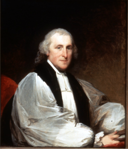 William White, by Gilbert Stuart, 1795.